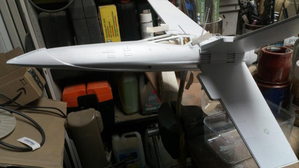 X-Wing Ralph McQuarrie 1/24 studio scale  Dsc_1712