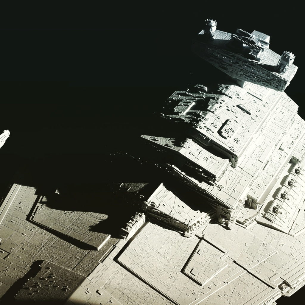 Imperial Star Destroyer Anigrand 1/2256 & ses greebies  Img_2012