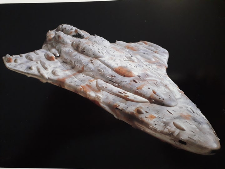 Mon Calamari Anigrand 1/2256 + base Death Star Rzof_i10