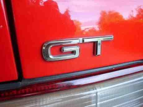 Corolla FX GT Rear emblem 20693810
