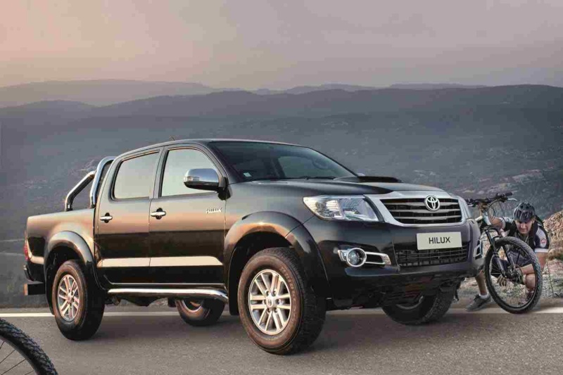 Whats your dreamcars? Hilux10