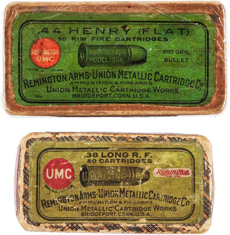 Boites de munitions antiques...... Lf13