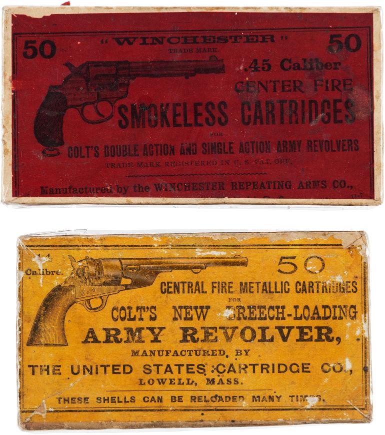 Boites de munitions antiques...... Lf_214