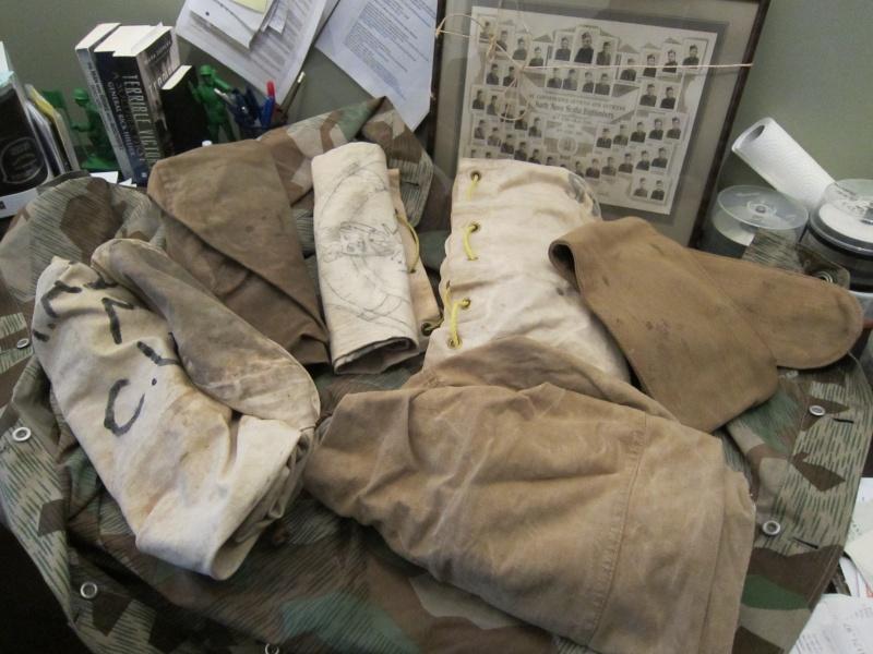 Navy Kit Bag with Artwork Img_0626