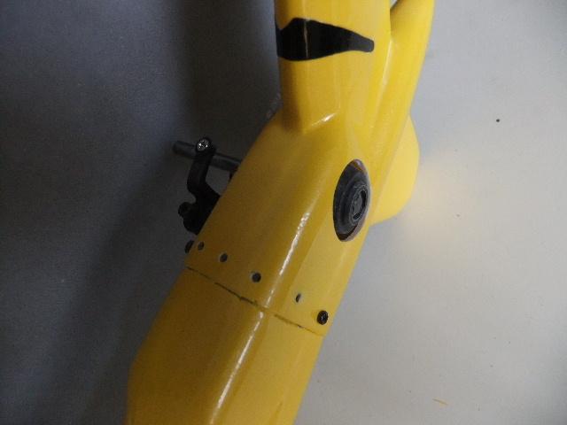 2ème Blade 450X  en AS350 Dscf2617