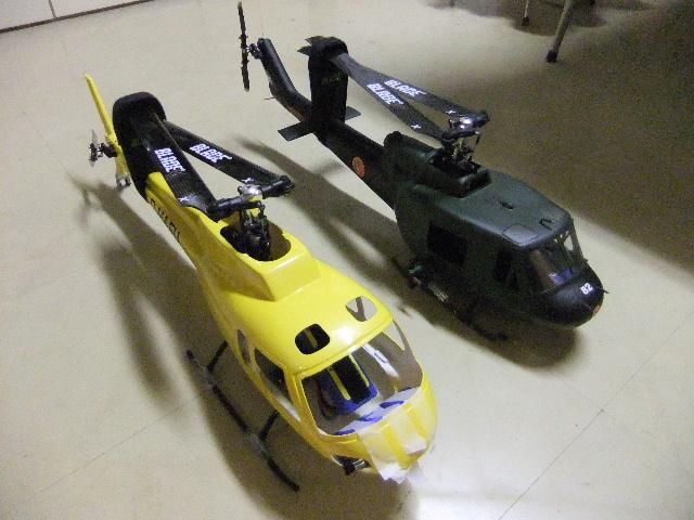 2ème Blade 450X  en AS350 Dscf2625