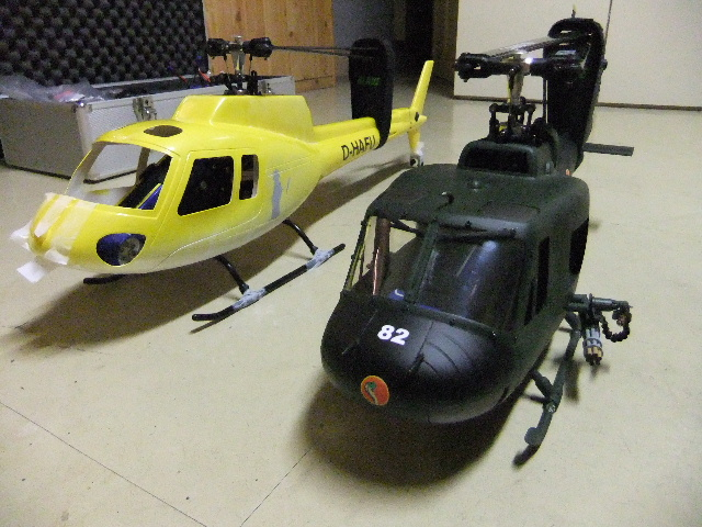 2ème Blade 450X  en AS350 Dscf2626