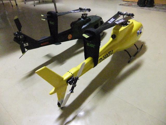 2ème Blade 450X  en AS350 Dscf2628