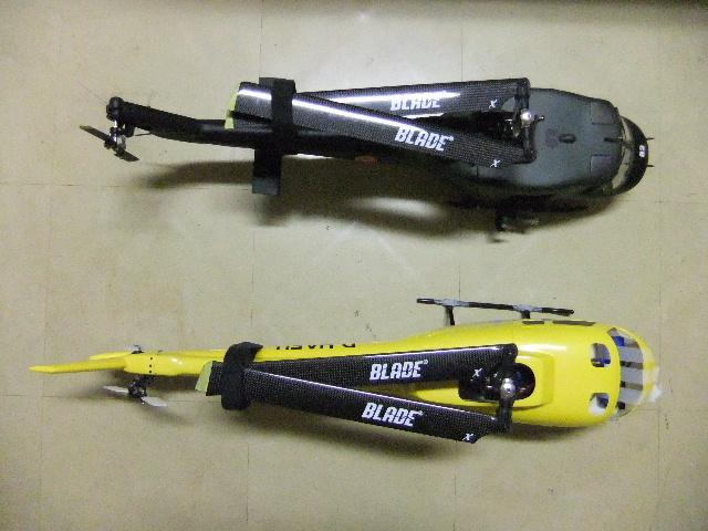 2ème Blade 450X  en AS350 Dscf2629
