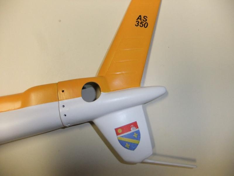 2ème Blade 450X  en AS350 - Page 2 Dscf2640