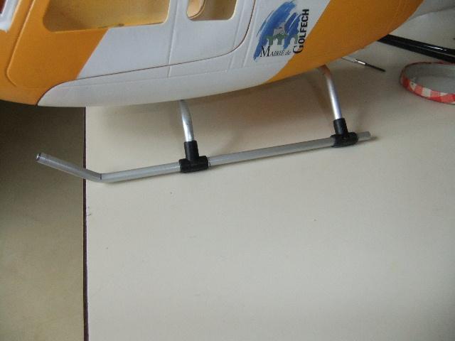 2ème Blade 450X  en AS350 - Page 2 Dscf2647