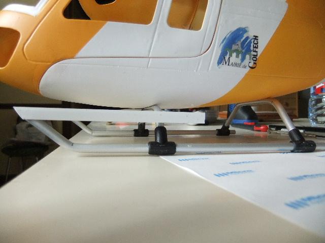 2ème Blade 450X  en AS350 - Page 2 Dscf2649