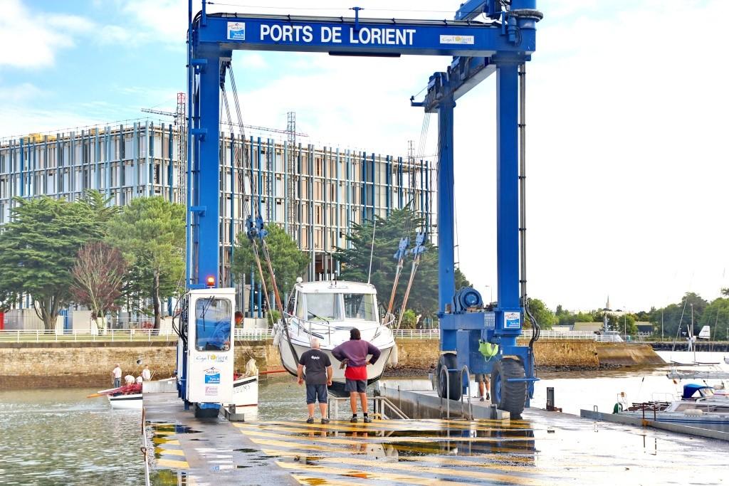 [VERROUILLÉ] [Vie des ports] LE PORT DE LORIENT - VOLUME 002 - Page 40 Route_10