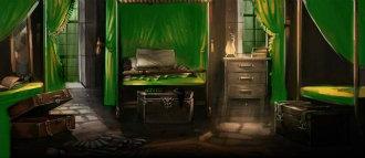 dortoirs des garçons/the boys dormitories Chambr14