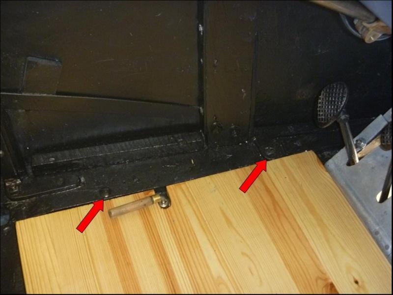 fixation caisse sur le chassis Boulon11