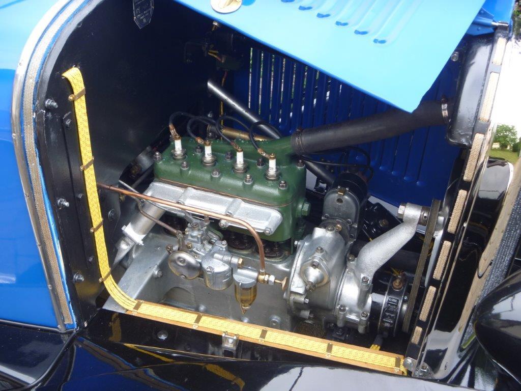 VEND MA 5HP Moteur10