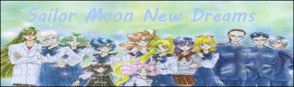 Sailor Moon New Dreams