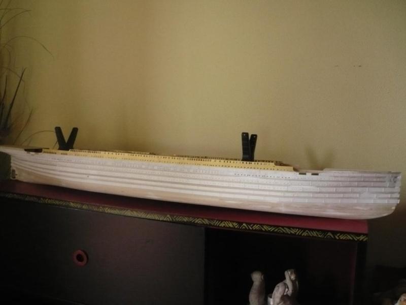 Il mio Titanic Amati/Hachette P1080810
