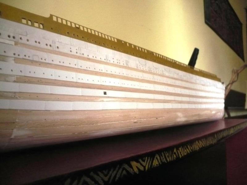 Il mio Titanic Amati/Hachette P1080811