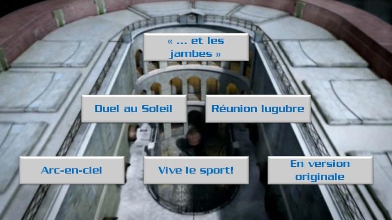 L'ÉCHAPPÉE (2) - A partir du vendredi 6 septembre - Page 2 Tablea11
