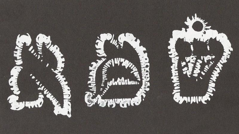 magie - Les 22 lettres hébraïques Kirlia10