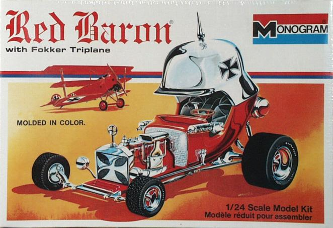The Red Baron - Tom Daniels , Chuck Miller Red_ba11