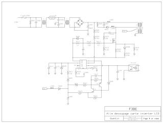 Réparation Ecran LCD d'ordinateur Alim_d11