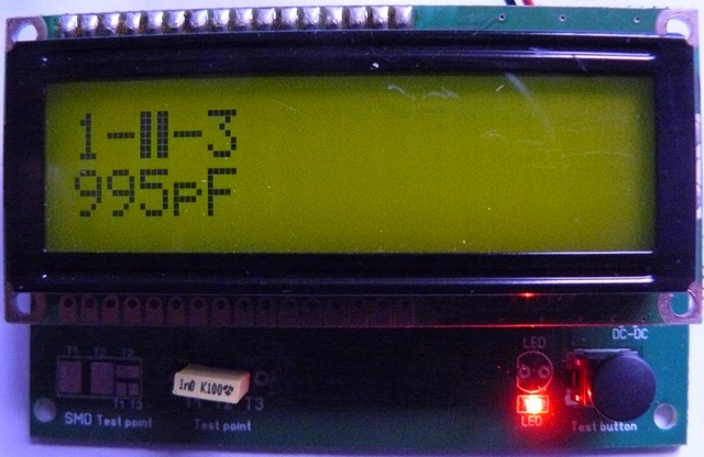 testeur et analyseur de semiconducteurs C_1nf10