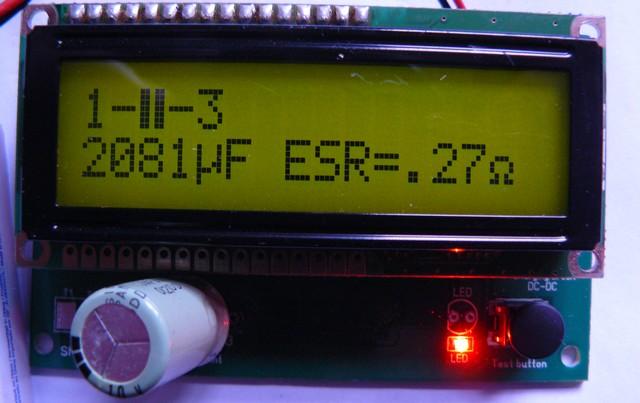 testeur et analyseur de semiconducteurs C_220010