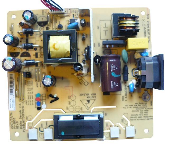 Réparation Ecran LCD d'ordinateur Carte_12