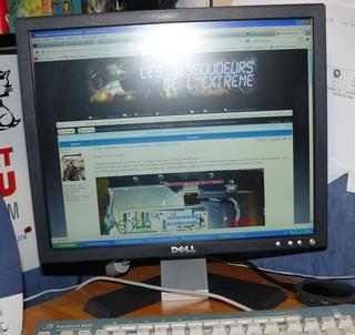 Réparation Ecran LCD d'ordinateur Fini10