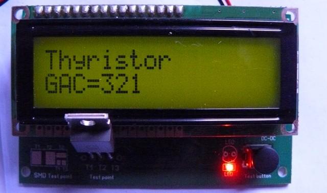 testeur et analyseur de semiconducteurs Thyris10