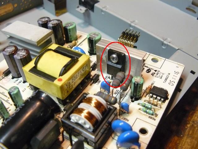 Réparation Ecran LCD d'ordinateur Transi10