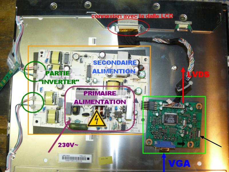 Réparation Ecran LCD d'ordinateur Vue_d_11