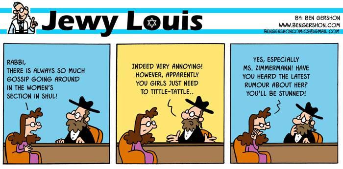 Jewy Lois from Ben Gershon - English & Deutsch Tittle10