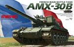 """AMX30 B"""" MENG"""" 1/35   le retour (enfin!) - Page 7 19021311"""