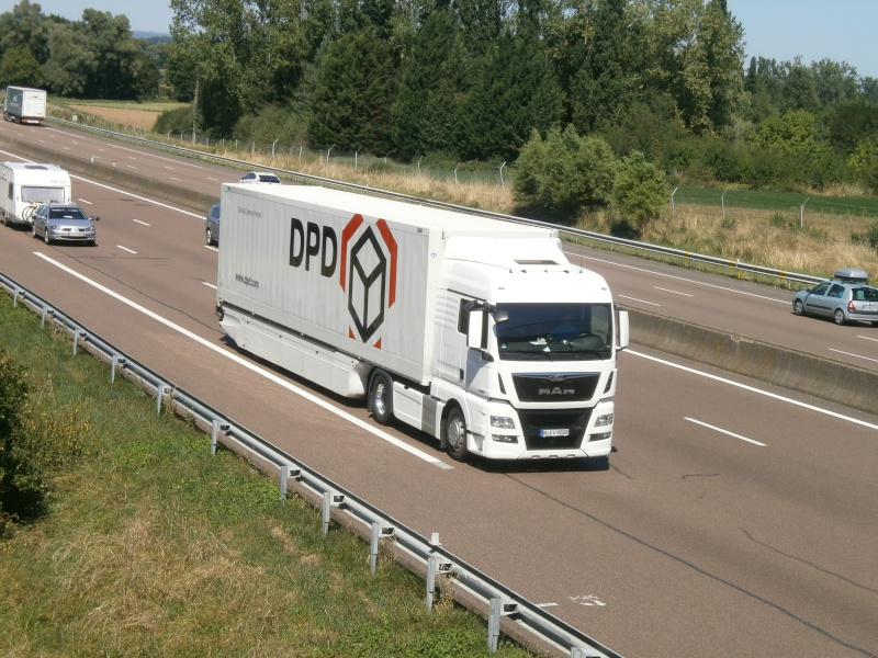 Diebel Spedition (Kassel),transporteur pour DPD (Dynamic Parcel Distribution) P8211210