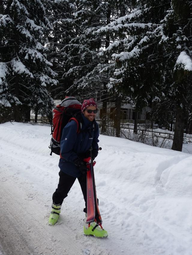 Raid invernale al bivacco Campilussi – Altopiano di Asiago P1080215