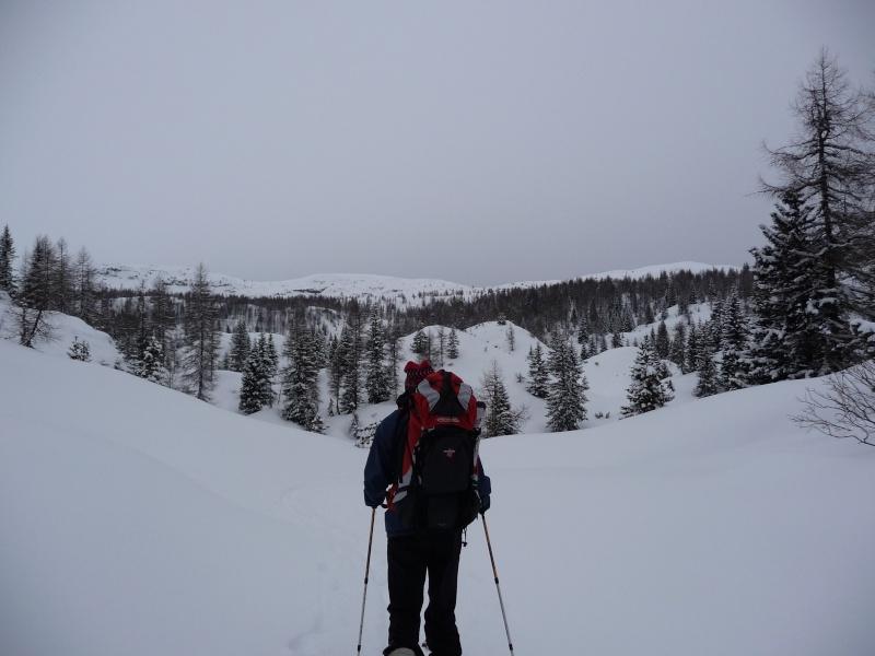 Raid invernale al bivacco Campilussi – Altopiano di Asiago P1080313