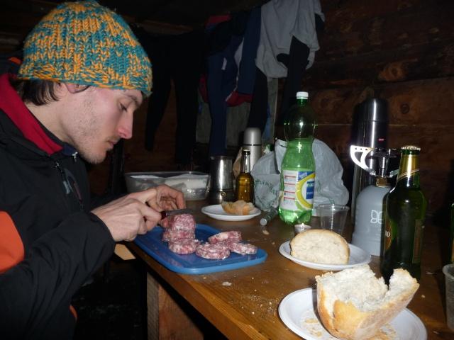 Raid invernale al bivacco Campilussi – Altopiano di Asiago P1080314
