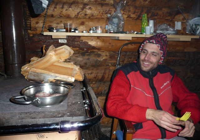 Raid invernale al bivacco Campilussi – Altopiano di Asiago P1080315