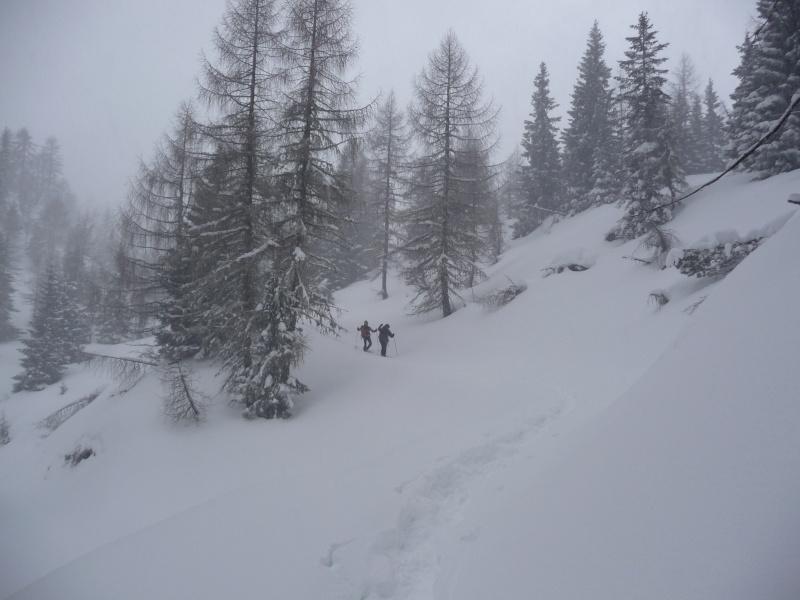 Raid invernale al bivacco Campilussi – Altopiano di Asiago P1080319
