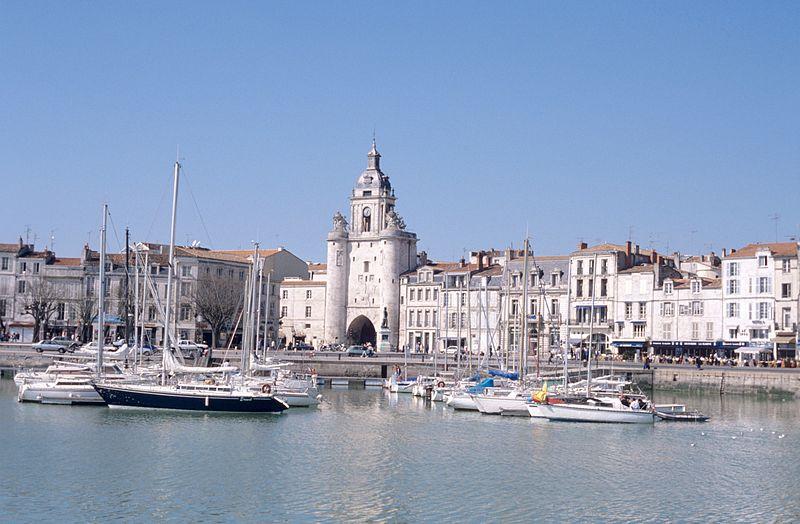 La Rochelle en Charente Maritime .. 1-800p10
