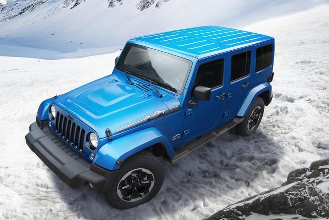 Nouvelle Jeep Wrangler au salon de Francfort S1-tou10