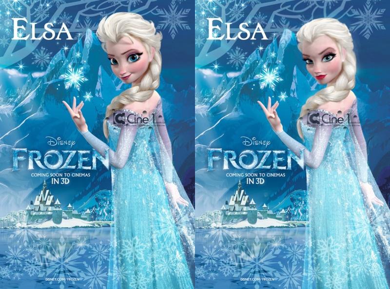 [Walt Disney] La Reine des Neiges (2013) - Sujet d'avant-sortie - Page 2 Frozen10