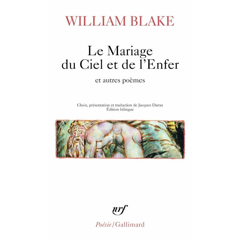 LE MARIAGE DU CIEL ET DE L'ENFER ET AUTRES POEMES de William Blake Blake10