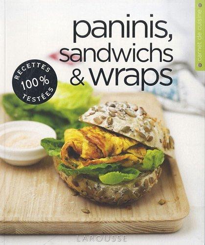PANINIS, SANDWICHS & WRAPS de Stefania Corsi Panini10