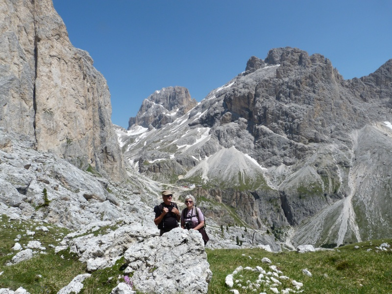 Du 13 au 19 juillet dans le Val di Fassa P1490513
