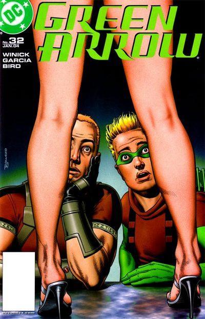 » Portadas Green Arrow « - Página 2 3210