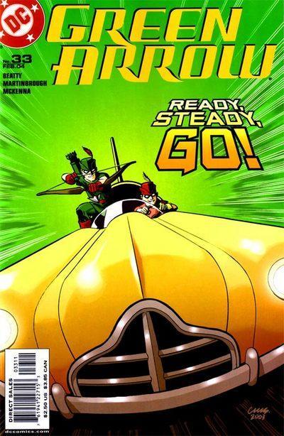 » Portadas Green Arrow « - Página 2 3310